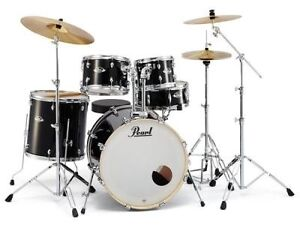 pearl drum kit export near new Leichhardt Leichhardt Area Preview