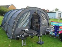 6 person Tunnel Tent Royal Normandy 5