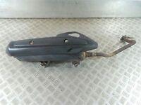 Honda pcx 125 cc exhaust