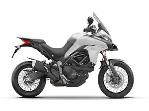 2018 Ducati Multistrada 950 SW Star White Silk