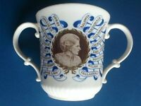 MARGARET THATCHER ROYAL DOULTON LOVING CUP - VERY RARE AND COLLECTABLE!! ONLY £50.00