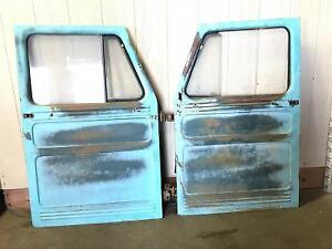 Willys Doors