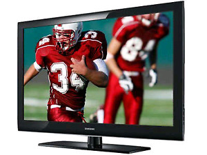 Samsung 40 Inch LCD TV Full HD 1080p