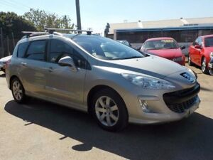 2009 Peugeot 308 T7 XSE HDI Gold 6 Speed Sports Automatic Hatchback North St Marys Penrith Area Preview