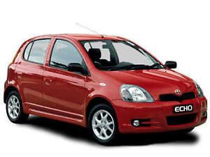 Toyota Echo Hatchback, Automatic, 4 Doors, < 250,000 kms