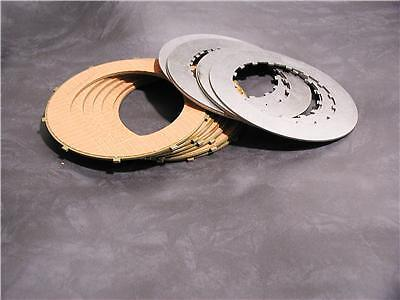- Clutch set for Triumph Unit Twins! Fiber & Steel plates