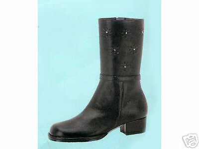 NEW Go-Go Rhinestone Pageant Boots Sz 8 Toddler, Sizes 1 and 2 Child Still Avail](Child Go Go Boots)