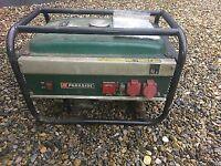 Parkside generator pse 2800 b2
