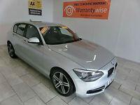 "2011 BMW 116 2.0TD d Sport BLUETOOTH, ISOFIX, 17"" ALLOYS *BUY FOR £45 PER WEEK*"