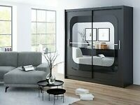 SOOOPER OFFER 🔊🔉 STYLE YOU LOVE 💞 2 & 3-DOOR SLIDING WARDROBE AVAILABLE 🌸 ORDER NOW