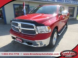 2014 Ram 1500 LOADED BIG HORN MODEL 5 PASSENGER 4X4.. CREW.. SHO