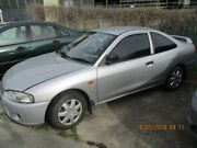 2003 Mitsubishi Lancer CE2 MY02.5 GLi Silver 4 Speed 4 Sp Automatic Coupe Beenleigh Logan Area Preview