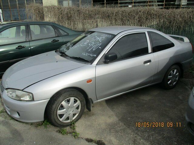 2003 mitsubishi lancer ce2 my025 gli silver 4 speed 4 sp automatic coupe