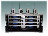 trantec radio mic hire delivered
