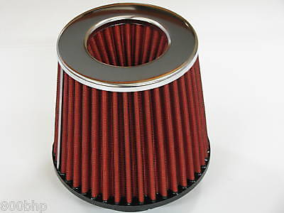 Performance High Flow Cone Air Filter (114mm) 4.5