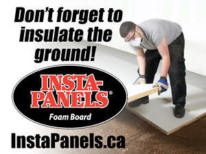 Building New House or Shop Don't Forget to Insulate the Slab Stratford Kitchener Area image 7