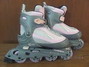 Ultra Wheels Inline Skates, Girls 5-8