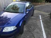 350 VW Passat spare or repair - the car is functioning