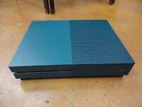 Xbox one s special edition deep blue