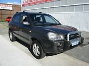2007 Hyundai Tucson MY07 City SX Grey 5 Speed Manual Wagon West Perth Perth City Area Preview
