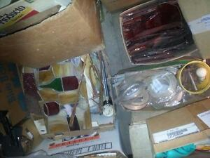 stained glass, pieces of glass,copper foil, lead, solder, tools Windsor Region Ontario image 4