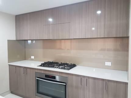 New White Splashback Tiles Kitchen Or Bathroom Building