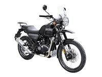 2019 Royal Enfield Himalayan Delta/Surrey/Langley Greater Vancouver Area Preview
