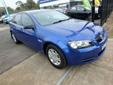 2007 Holden Commodore VE MY08 Omega Blue 4 Speed Automatic Sedan Werribee Wyndham Area Preview