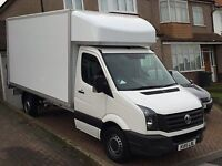 Local Removals, Man and Van Last Minute Urgent, Reliable Man and Van