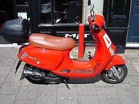 CPI BRAVO cc125 Scooter for parts or for repair (engine gone)