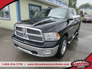 2012 Dodge Ram 1500 POWER EQUIPPED 'BIG HORN' EDITION 5 PASSENGE