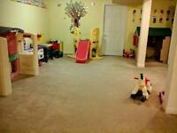 Private Home Daycare/Preschool in South East end