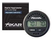 Xikar Hygrometer
