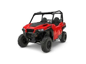 2018 Polaris General 1000 EPS Indy Red