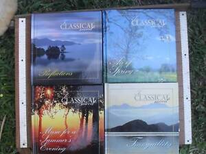 4 in Classical mood CDs Rutherford Maitland Area Preview
