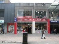 BARBERS -We are a Large retail shop in Glasgow City Center with space to Rent Out.