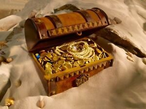 Safe full of treasure!