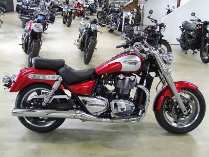 2016 Triumph Commander 1700 Davenport Bunbury Area Preview