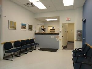 Clinique medicale a Westmount / Medical clinic