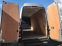 Cheap, Professional and Reliable Removal Service- Man and Van - Driver and Van Hire