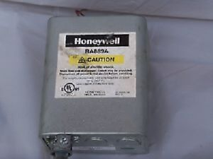 Honeywell Transformer with switching relay