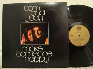RARE JAZZ LP - Tom and Judy's Make Some Happy