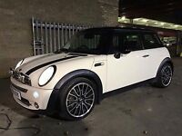 **2006 mini cooper**.....**honda saber 3.2 vtec stype**....sell or swap both