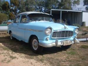 Holden FE Special Sedan 1956 for swap Renmark Renmark Paringa Preview