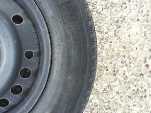 2010 Honda Odyssey Winter Tires, Rims and Floor Mats Package