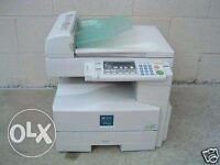 Ricoh Aficio 1013 Office Copier - heavy duty, low page count, very cheap original toner