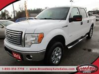 2012 Ford F-150 ECO-BOOST POWER EQUIPPED XLT MODEL 6 PASSENGER 4
