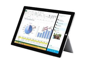 Used Surface Pro 3 with docking station