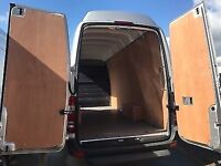 Removal Service - Driver and Van Hire - Man and Van - Furniture/Moves/Delivery/Collection