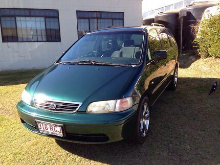 2000 Honda Odyssey van 7 seater ! (Reg&Rwc)